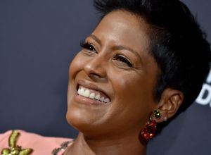 "Tamron Hall at Pre-GRAMMY Gala and GRAMMY Salute to Industry Icons Honoring Sean ""Diddy"" Combs - Arrivals"