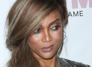 """Tyra Banks And Ace King Productions Celebrate The Release Of The """"America's Next Top Model"""" Mobile Game - Arrivals"""