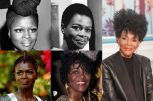 Cicely Tyson hairstyles