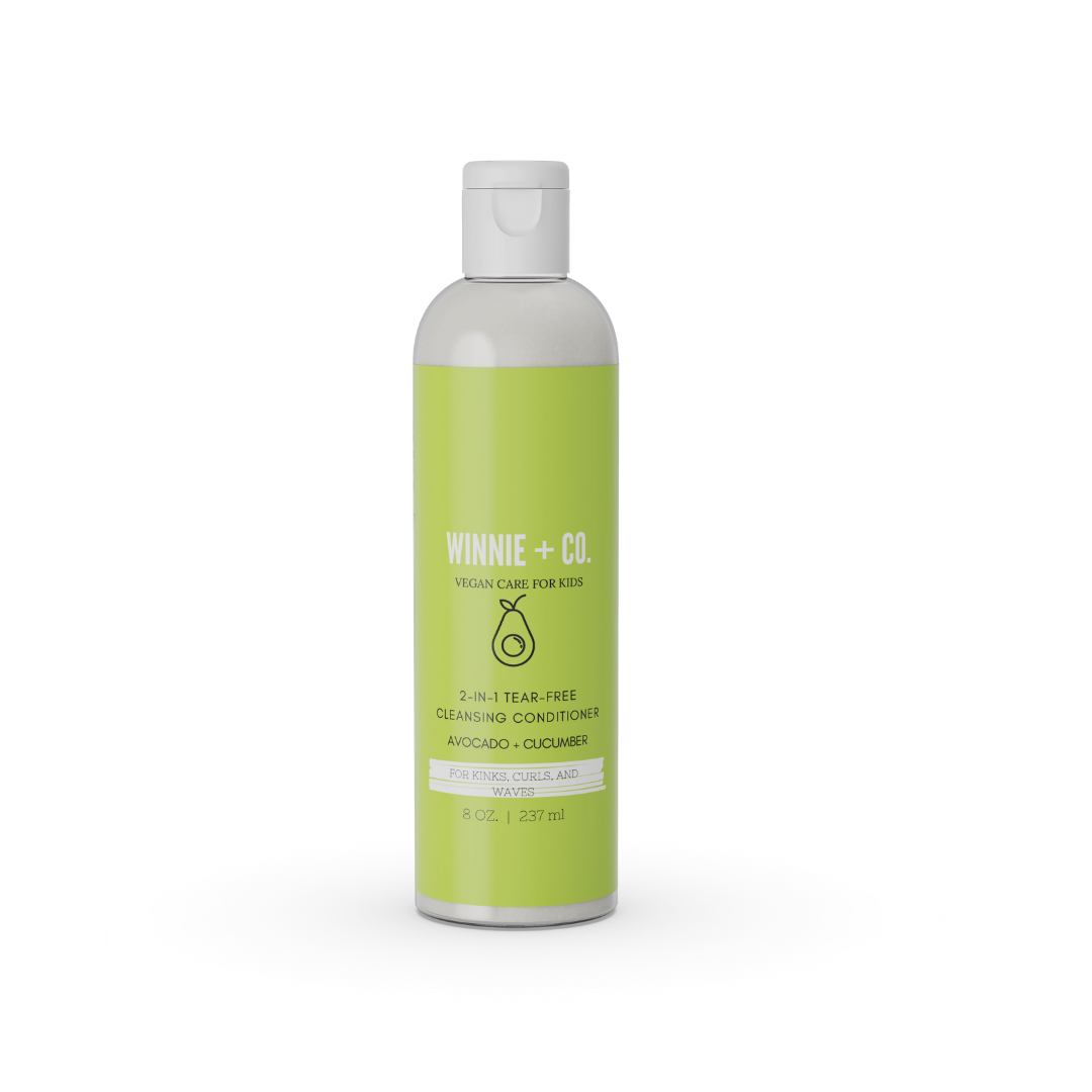 Winnie and Co: Vegan hair growth and moisture products for toddlers