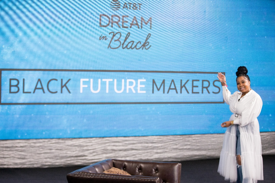 Gillissha Cox for AT&T Black Future Makers