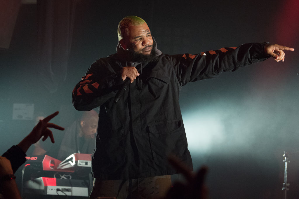 The Game Performs At Le Bataclan In Paris