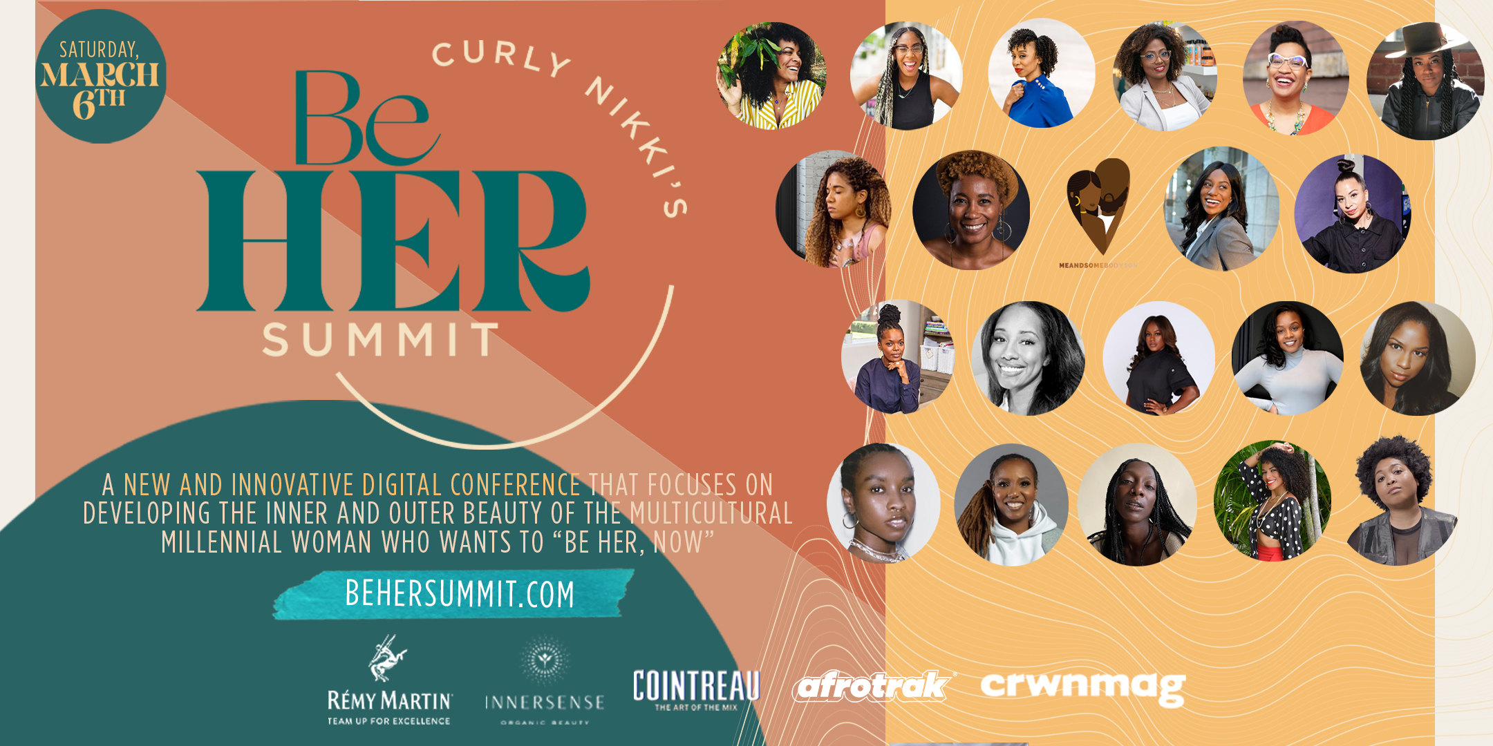 Curly Nikki BeHer Summit