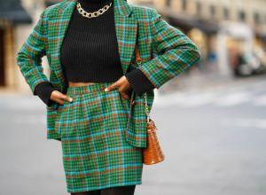 Street Style - Paris Fashion Week Womenswear Fall/Winter 2021/2022