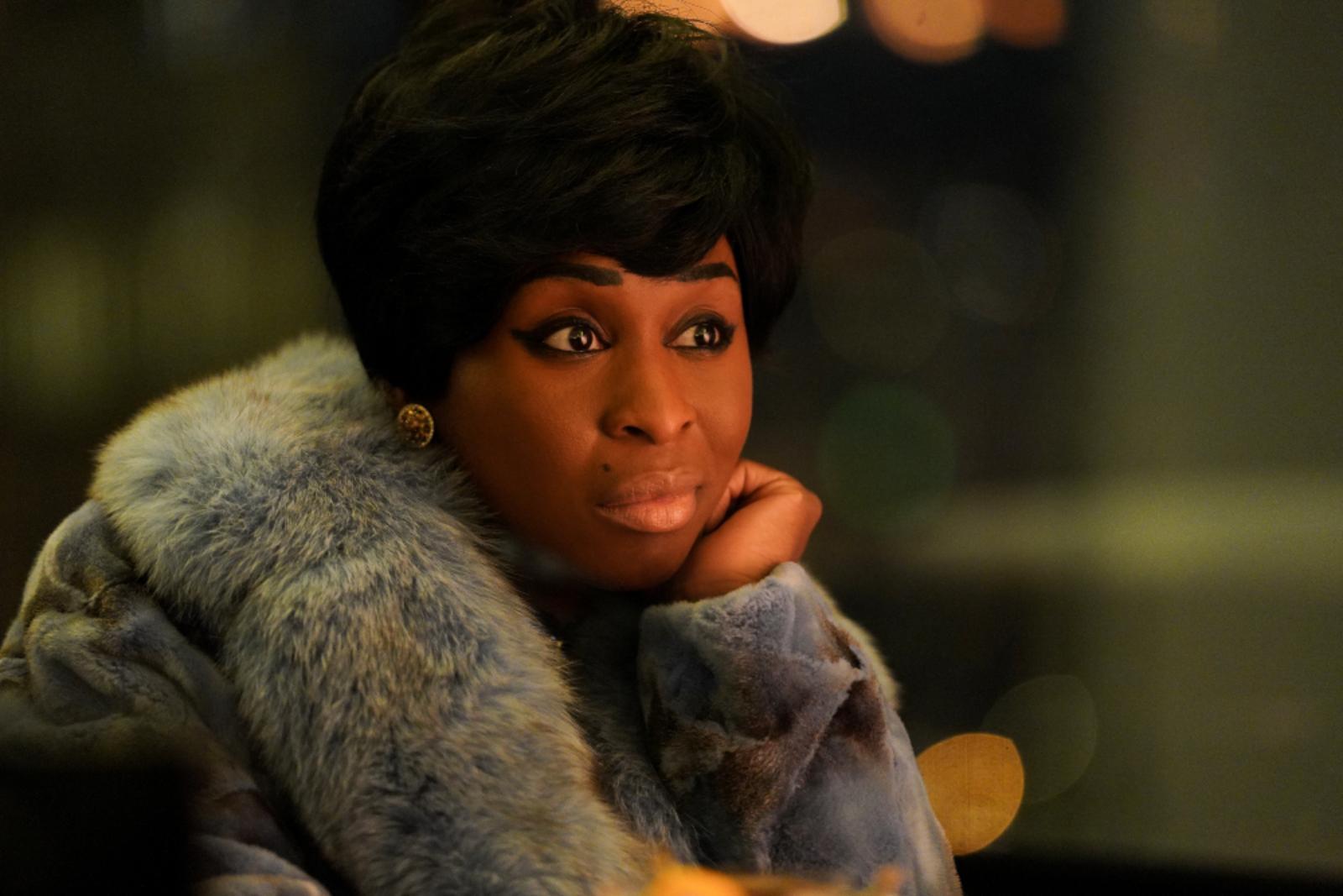 Aretha Franklin genius