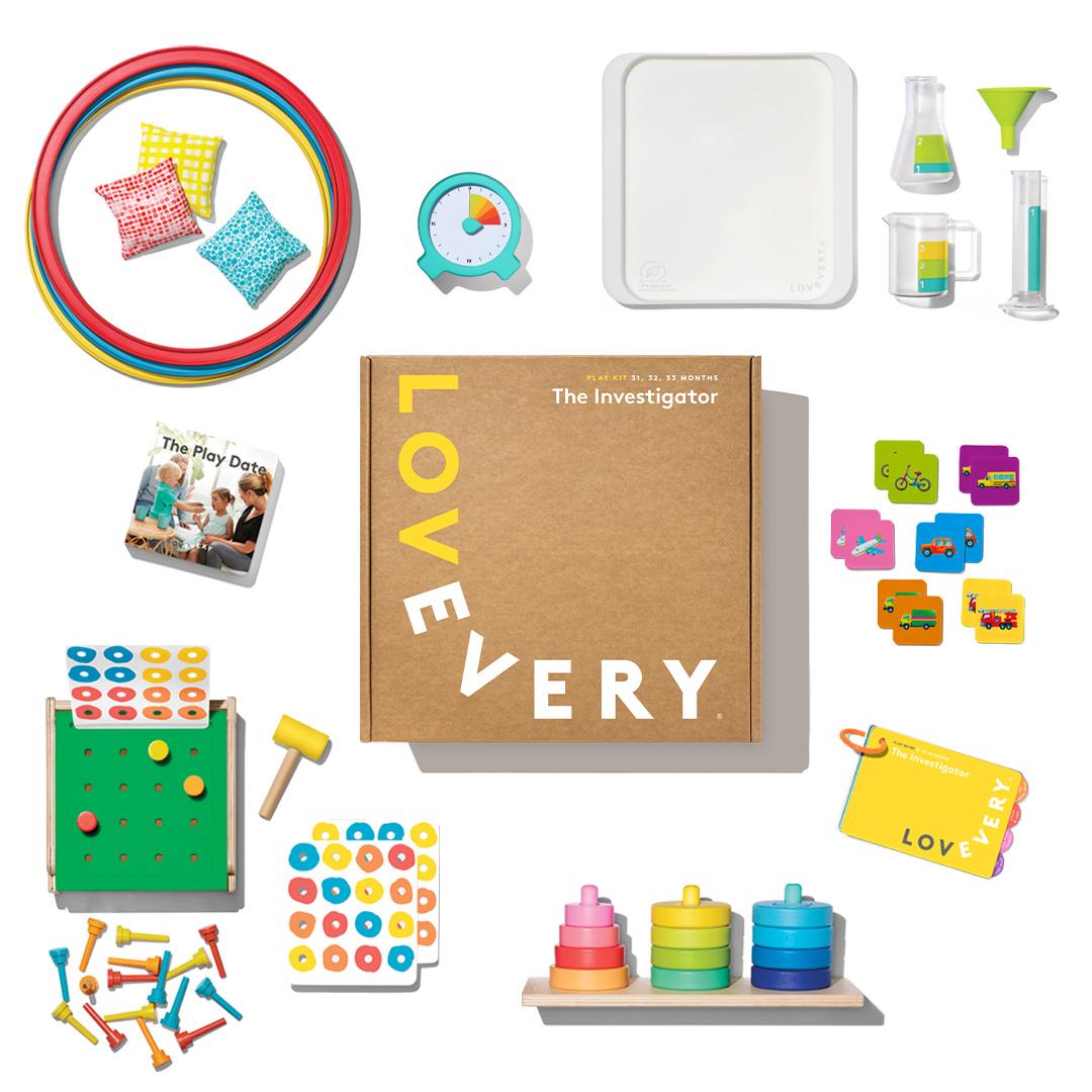 Lovevery Play Kits