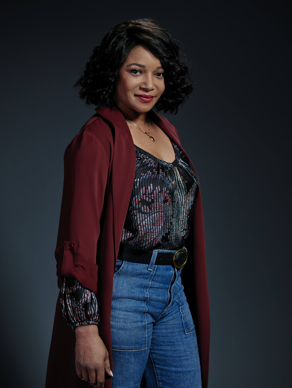 Tamala Jones as Lana Ray
