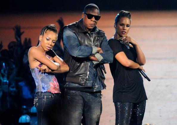 Lil Mama Jay Z Alicia Keys