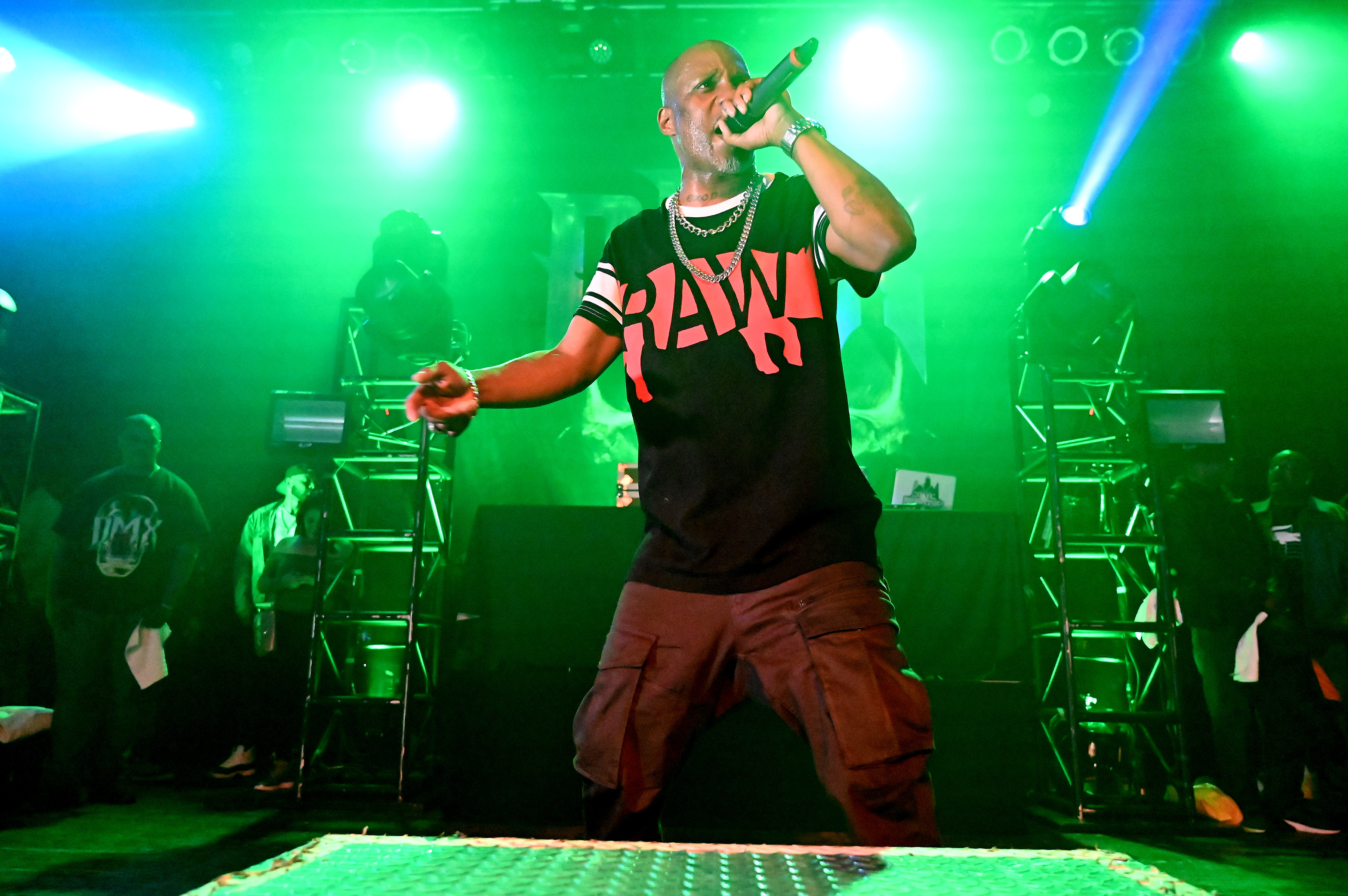 DMX at House of Blues Chicago on May 4, 2019