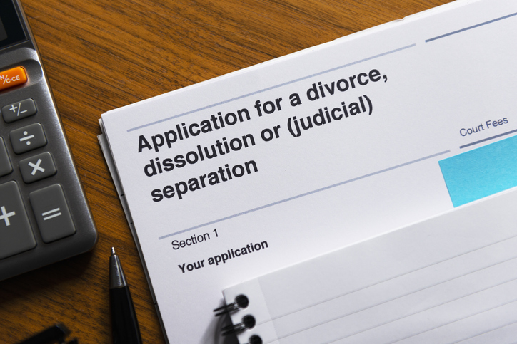 divorce and dating