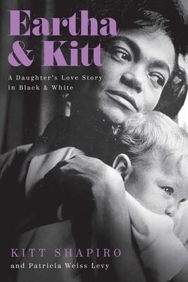 Eartha Kitt and Kitt Shapiro