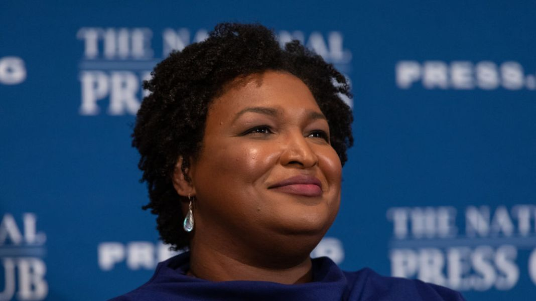 Stacey Abrams books