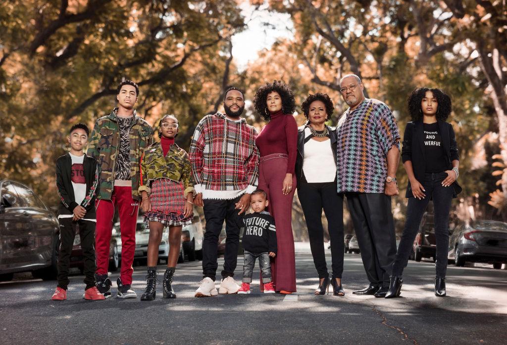 "ABC's ""Black-ish"" - Season Five"