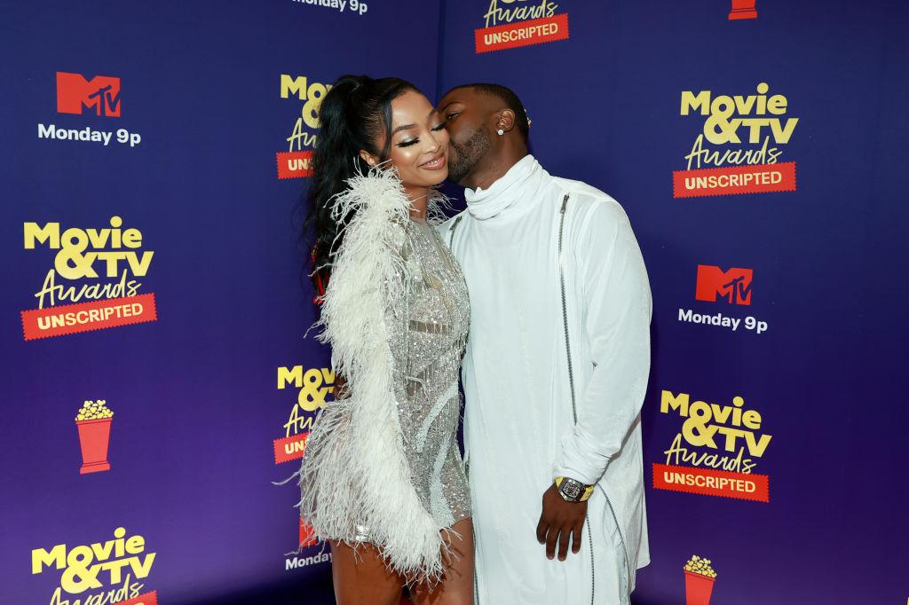 2021 MTV Movie & TV Awards: UNSCRIPTED - Backstage