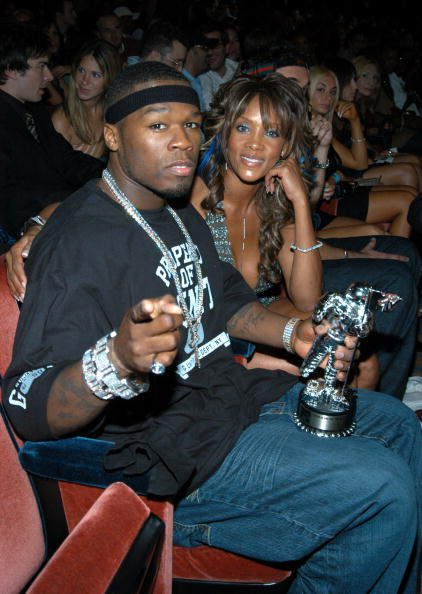 2003 MTV Video Music Awards - Backstage and Audience