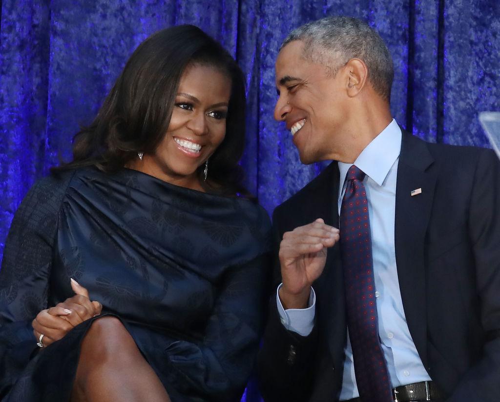 Barack And Michelle Obama netflix