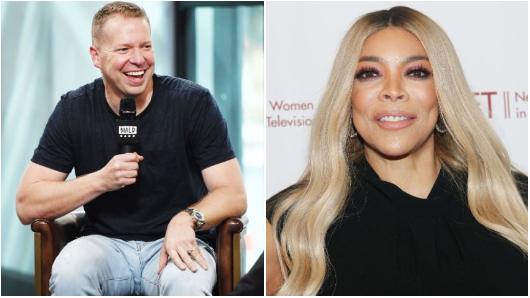 Gary Owen and Wendy Williams