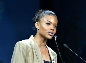 Candace Owens at the Convention De La Droite In Paris