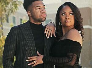 Marlon and LaShonda Moore