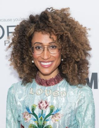 Elaine Welteroth at the 2017 Glamour Women Of The Year Awards