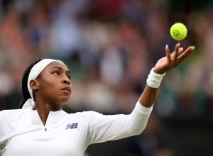 Wimbledon 2021 - Day Eight - The All England Lawn Tennis and Croquet Club