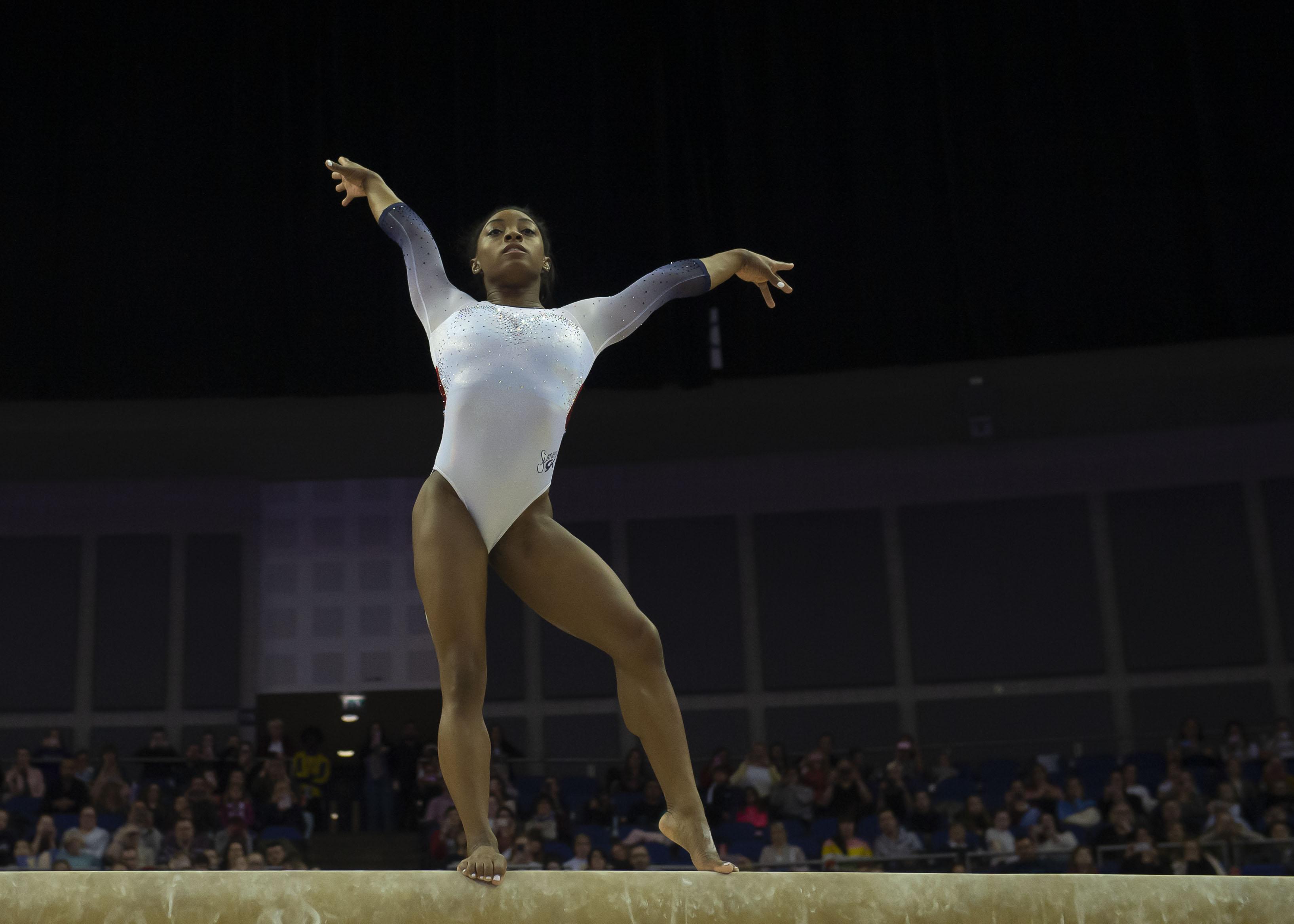 Superstars Of Gymnastics in London