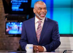 Levar Burton on CBS This Morning
