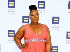 Tori Cooper at the 23rd Annual Human Rights Campaign National Dinner