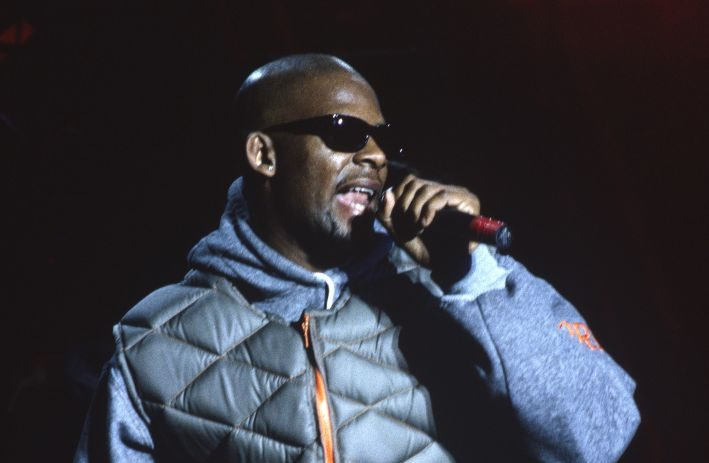 R. Kelly In Concert - 1993