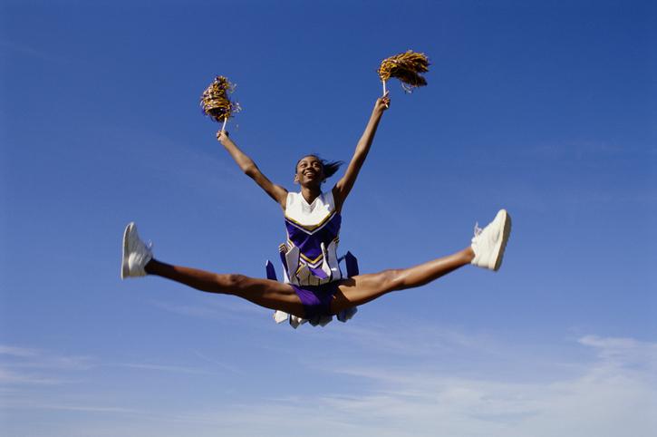 southern california cheerleaders