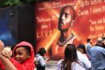 Mural Of Hip-Hop Artist DMX Unveiled At Public Housing Complex Where He Once Lived