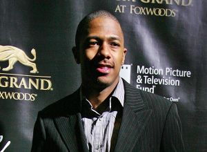 (051708 Ledyard, CT) Nick Cannon walks the red carpet at the grand opening for MGM Grand at Foxwoods. saved in monday. May 17, 2008. Staff photo by Lisa Hornak