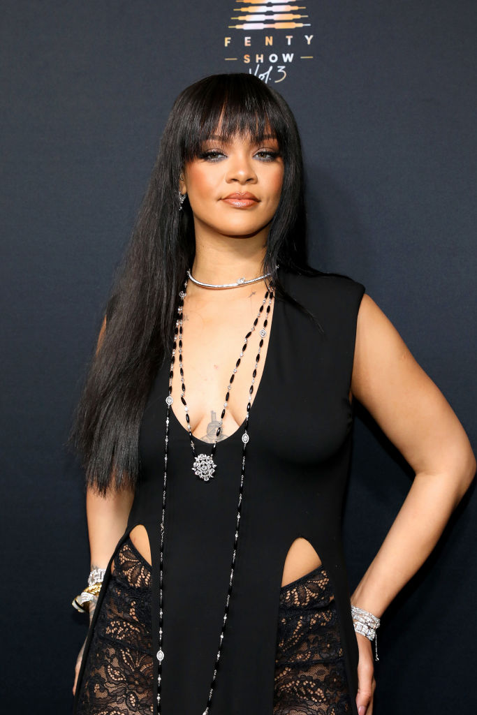 Premiere of Rihanna's Savage X Fenty Show Vol. 3 Presented by Amazon Prime Video at The Glasshouse