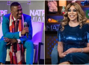 nick cannon; wendy williams
